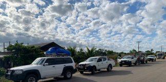 SERNAP entrega víveres a comunidades del TIPNIS