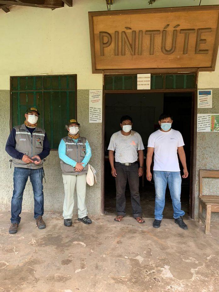 MMAyA y SERNAP entregan medicamentos