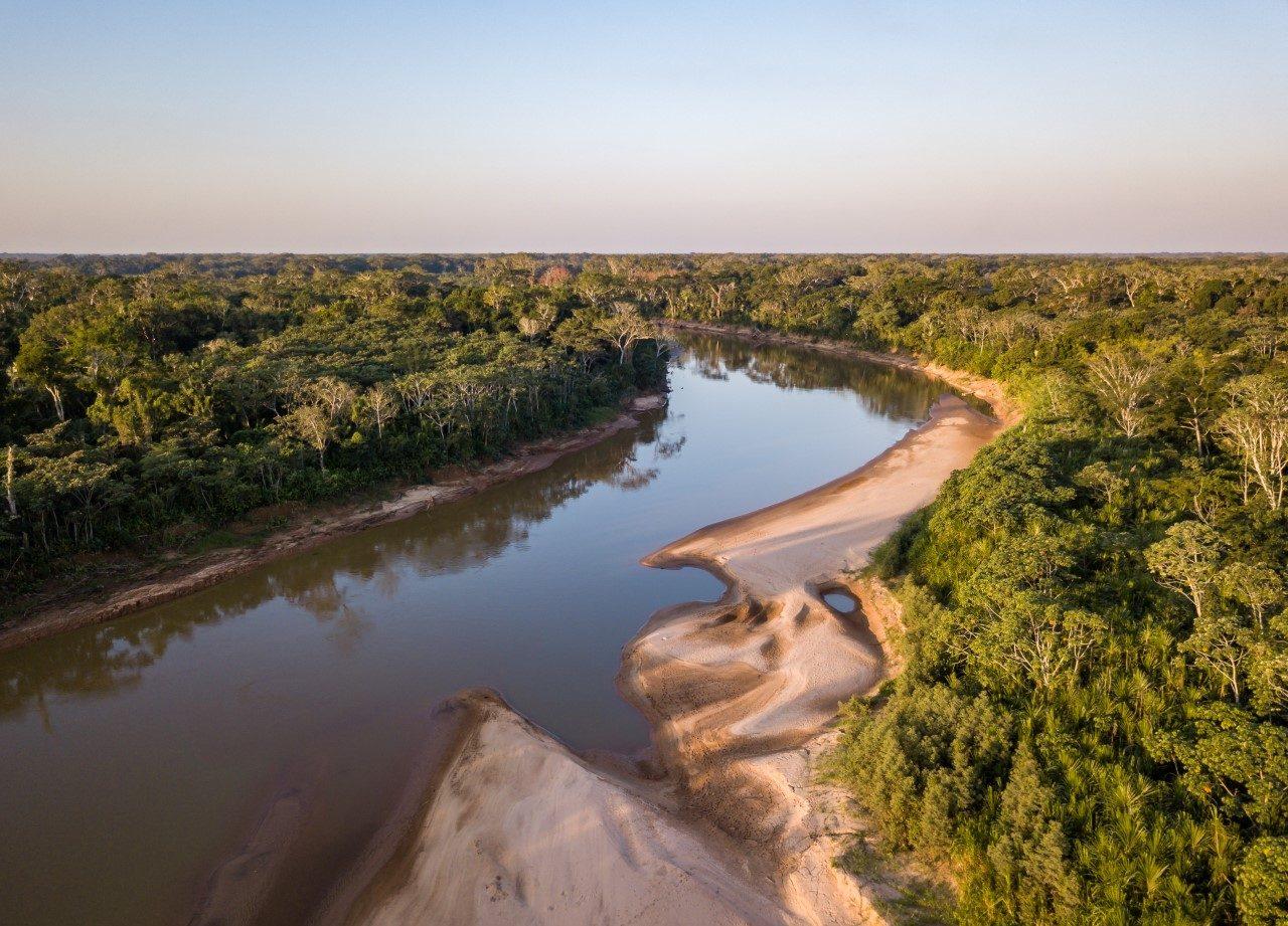 Reserva de la Biosfera y Estación Biológica del Beni (Porvenir) – Foto: Samsa Sulonen.