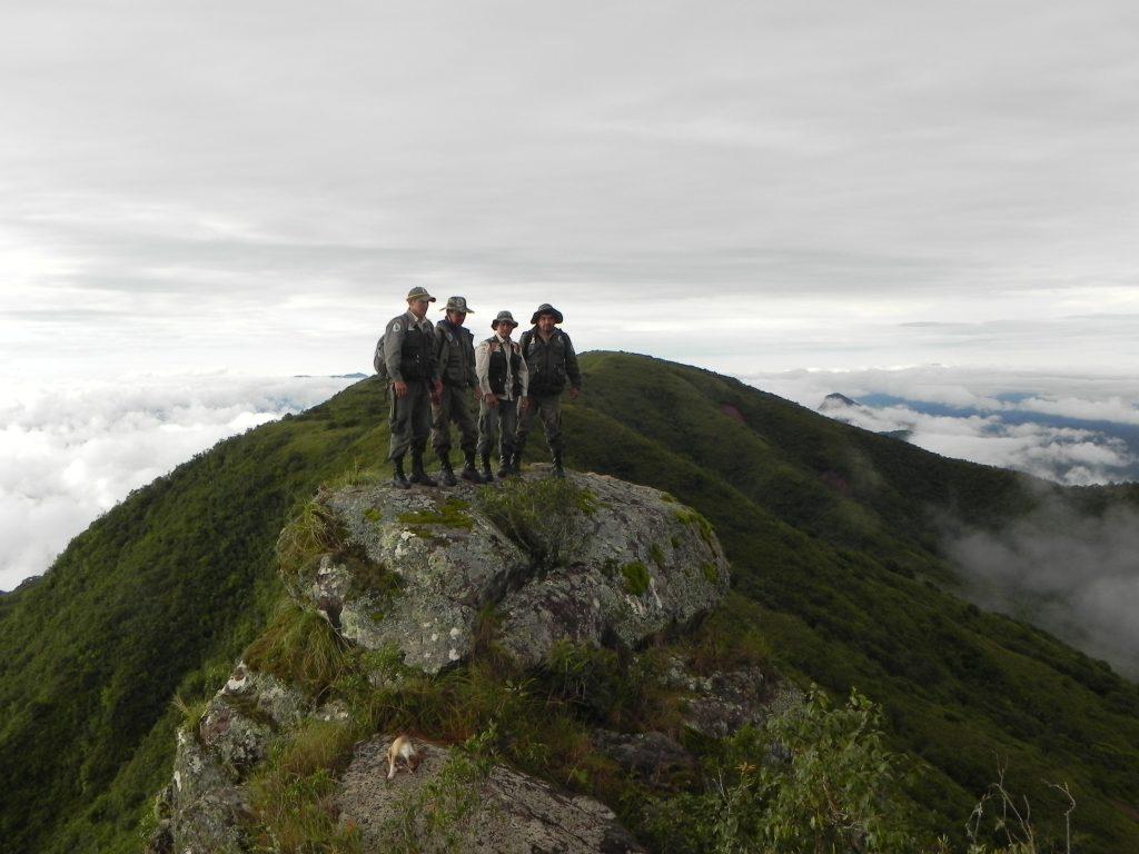 Guardaparques de la Serranía del Iñao