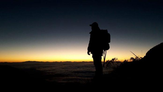 Guardaparque de la Cordillera de Sama