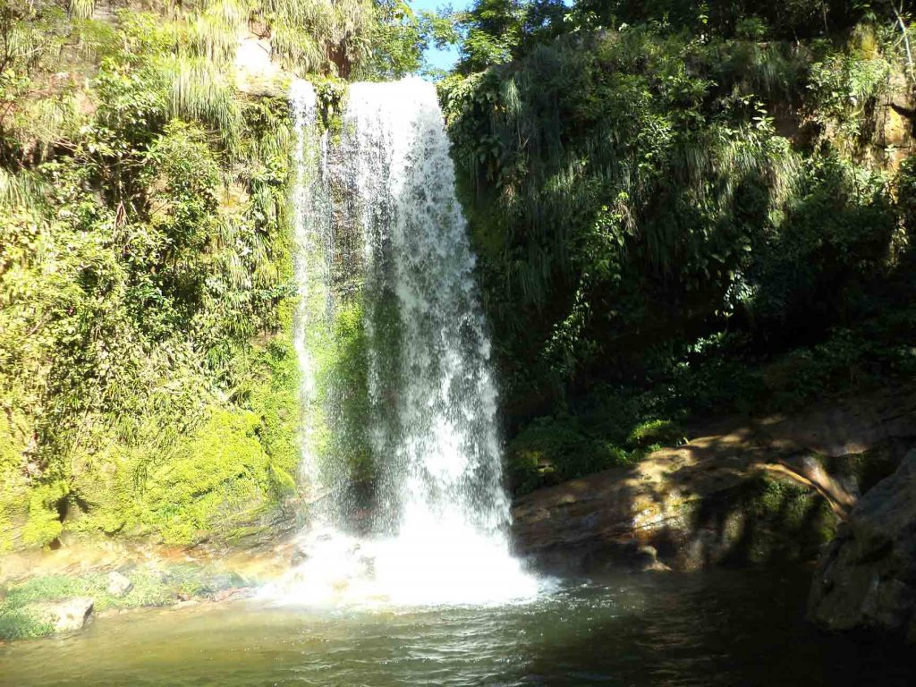 Cataratas de Matacaracú