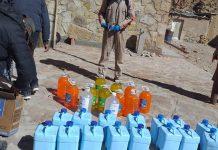 Entrega de insumos de bioseguridad para las comunidades