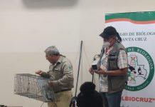 Capacitación sobre rescate y atención de fauna silvestre