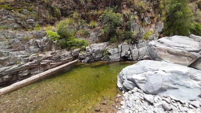Rincon de la Victoria en la Reserva Biológica Cordillera de Sama.
