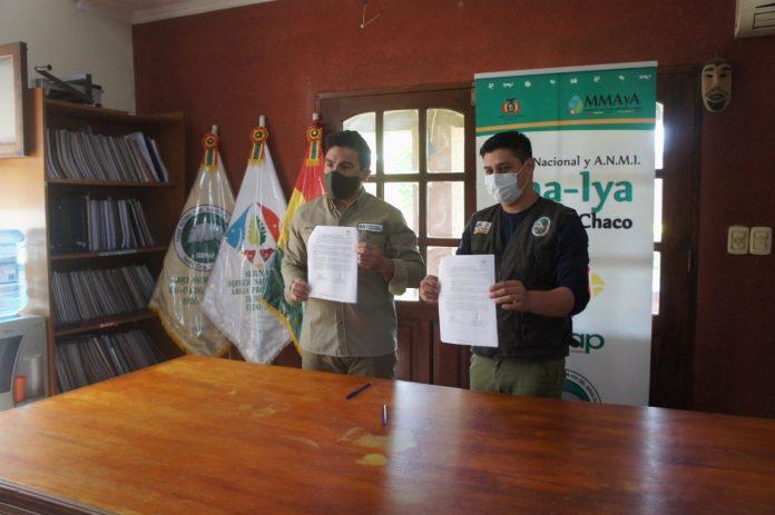 Convenio para fortalecer la conservación en Torotoro