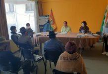 Comité de Gestión del ANMIN Apolobamba